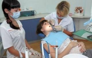Выкидыш от больных зубов